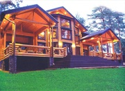 Luxury Handcrafted Eco Homes